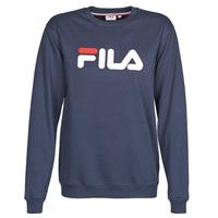 Textiel Sweaters / Sweatshirts Fila PURE Crew Sweat Blauw / Donker