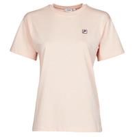 Textiel Dames T-shirts korte mouwen Fila 682319 Roze