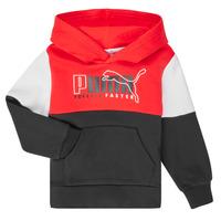 Textiel Jongens Sweaters / Sweatshirts Puma ALPHA HOODY Multicolour