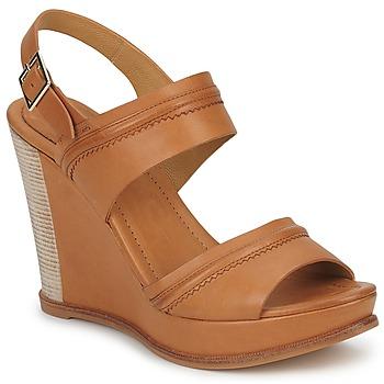 Schoenen Dames Sandalen / Open schoenen Zinda HAPPY Brown