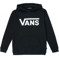 Textiel Kinderen Sweaters / Sweatshirts Vans VANS CLASSIC PO Zwart