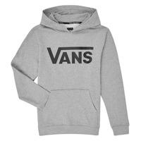 Textiel Kinderen Sweaters / Sweatshirts Vans VANS CLASSIC PO Grijs