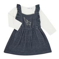 Textiel Meisjes Setjes Noukie's Z050379 Marine