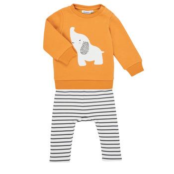 Textiel Meisjes Setjes Noukie's Z051372 Multicolour