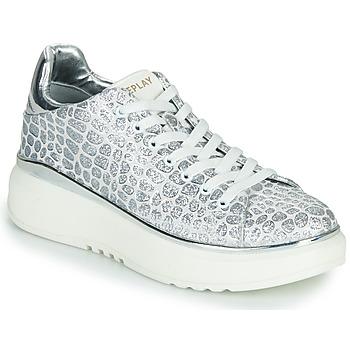 Schoenen Dames Lage sneakers Replay ULTRA NACHT Wit