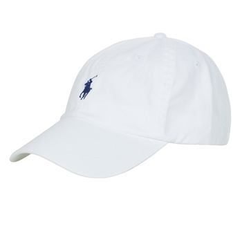 Accessoires Heren Pet Polo Ralph Lauren COTTON CHINO SPORT CAP Wit