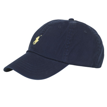 Accessoires Heren Pet Polo Ralph Lauren COTTON CHINO SPORT CAP Marine