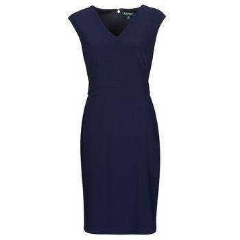 Textiel Dames Korte jurken Lauren Ralph Lauren JANNETTE Marine