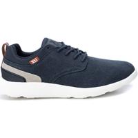Schoenen Heren Lage sneakers Xti 49663 NAVY Azul marino