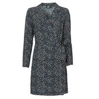 Textiel Dames Korte jurken Le Temps des Cerises LEANE Blauw