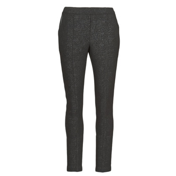 Textiel Dames 5 zakken broeken Le Temps des Cerises BIEBER Zwart