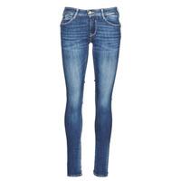 Textiel Dames Skinny jeans Le Temps des Cerises PULP Blauw