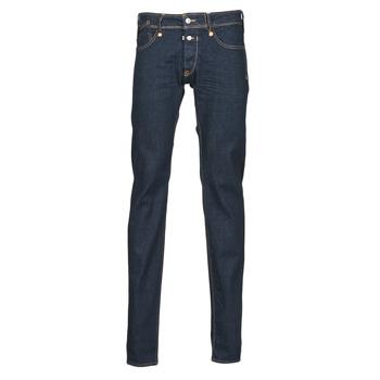 Textiel Heren Skinny jeans Le Temps des Cerises 711 APA Blauw