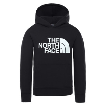 Textiel Kinderen Sweaters / Sweatshirts The North Face DREW PEAK HOODIE Zwart