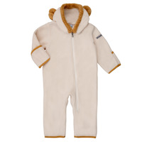 Textiel Kinderen Jumpsuites / Tuinbroeken Columbia TINY BEAR Wit