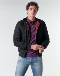 Textiel Heren Wind jackets Harrington TAYLOR Zwart