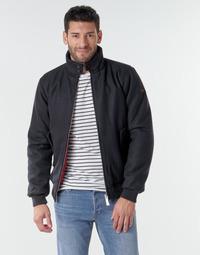 Textiel Heren Wind jackets Harrington TAYLOR Marine