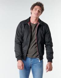Textiel Heren Wind jackets Harrington SINATRA Zwart