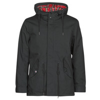 Textiel Heren Parka jassen Harrington JIMMY Zwart