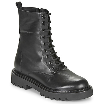 Schoenen Dames Laarzen Tosca Blu SF2028S547-C99 Zwart