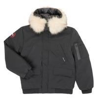 Textiel Jongens Wind jackets Redskins MIAMI Zwart
