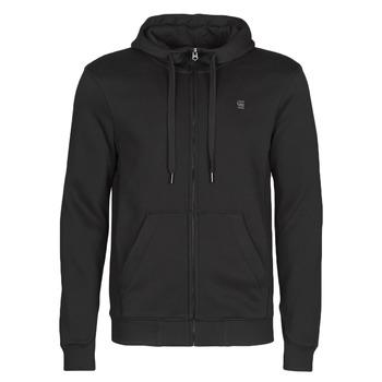 Textiel Heren Sweaters / Sweatshirts G-Star Raw PREMIUM CORE HDD ZIP SW LS Zwart