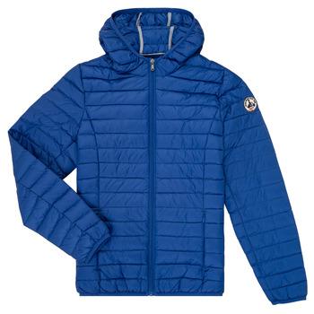 Textiel Jongens Dons gevoerde jassen JOTT HUGO Blauw