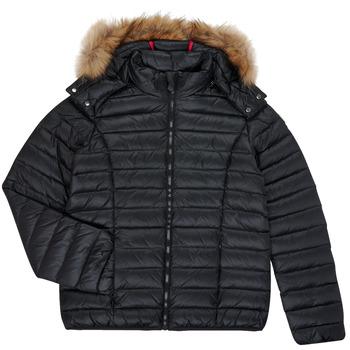 Textiel Jongens Dons gevoerde jassen JOTT GOLD Zwart