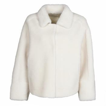 Textiel Dames Wind jackets Oakwood HELEN Creme