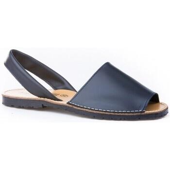 Schoenen Dames Sandalen / Open schoenen Avarca Cayetano Ortuño Avarcas menorquinas de mujer by C.Ortuño Bleu