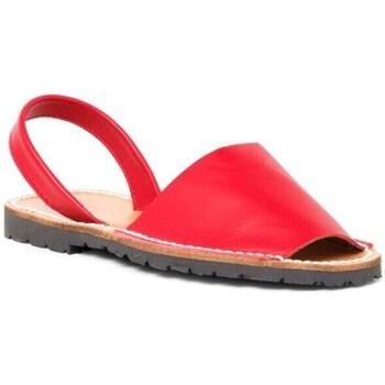 Schoenen Dames Sandalen / Open schoenen Avarca Cayetano Ortuño Avarcas menorquinas de mujer by C.Ortuño Rouge
