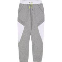 Textiel Jongens Trainingsbroeken BOSS J24664 Grijs