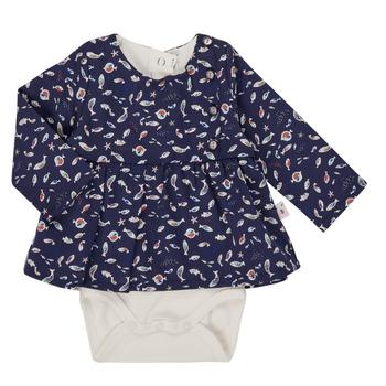 Textiel Meisjes Tops / Blousjes Absorba 9R60002-04-B Marine