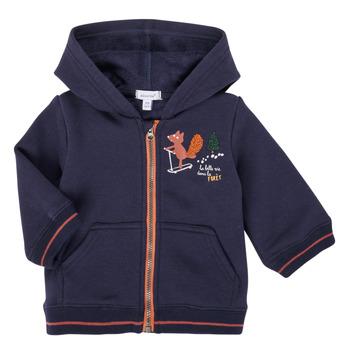 Textiel Jongens Sweaters / Sweatshirts Absorba 9R17092-04-B Blauw