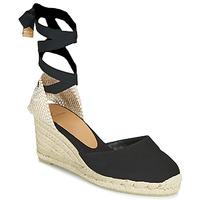 Schoenen Dames Sandalen / Open schoenen Castaner CARINA Zwart