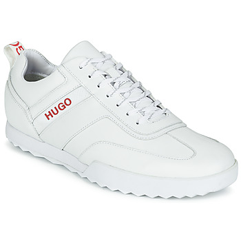 Schoenen Heren Lage sneakers HUGO MATRIX LOWP NA Wit