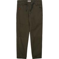 Textiel Jongens 5 zakken broeken Timberland T24B11 Kaki