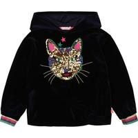 Textiel Meisjes Sweaters / Sweatshirts Billieblush / Billybandit U15778 Blauw