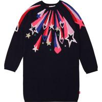 Textiel Meisjes Korte jurken Billieblush / Billybandit U12583 Blauw