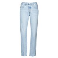 Textiel Dames Boyfriend jeans Levi's 501 CROP Luxor / Ra