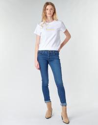 Textiel Dames Skinny Jeans Levi's 711 SKINNY Life