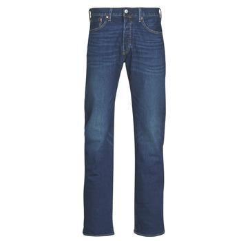 Textiel Heren Straight jeans Levi's 501 Levi's ORIGINAL FIT Block / Crusher