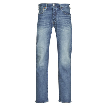 Textiel Heren Straight jeans Levi's 501 Levi's ORIGINAL FIT Candy / Paint