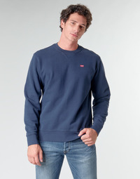 Textiel Heren Sweaters / Sweatshirts Levi's NEW ORIGINAL CREW Dress / Blauw