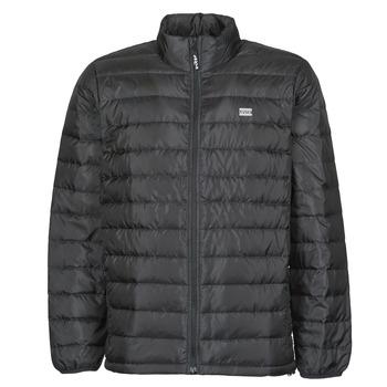 Textiel Heren Dons gevoerde jassen Levi's PRESIDIO PACKABLE JACKET Mineraal /  zwart