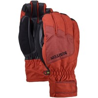 Accessoires Heren Handschoenen Burton Men's Profile Under Glove Bitter/Sparrow