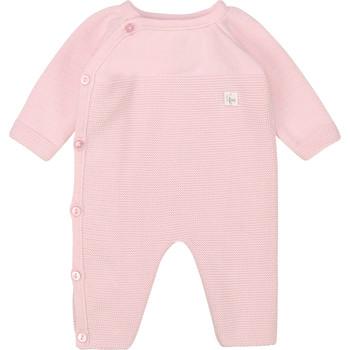 Textiel Meisjes Jumpsuites / Tuinbroeken Carrément Beau Y94184 Roze