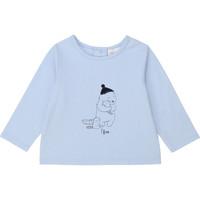 Textiel Jongens T-shirts met lange mouwen Carrément Beau Y95249 Blauw