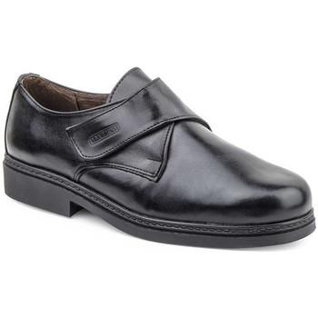 Schoenen Heren Mocassins Iberico Shoes Mocasines de hombre de piel by Noir