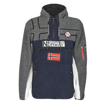Textiel Heren Fleece Geographical Norway RIAKOLO Marine